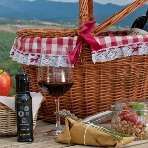 Picnic Basket - Dievole Gourmet Picnic